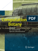 Paolo Remagnino, Simon Mayo, Paul Wilkin, James Cope, Don Kirkup-Computational Botany_ Methods for Automated Species Identification-Springer (2017)