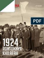 RUNTUHNYA KHILAFAH 1924