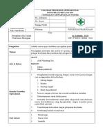 SOP-UM-RI- Universal Precaution (Tindakan Kewaspadaan Umum).doc