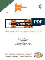 Transeals O-Ring Handbook