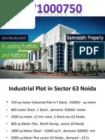 800 Meter Factory Sector 63 Noida 9871000750