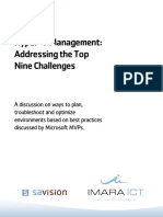 Hyper v Management White Paper