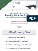 FMC-01-2 Framing Complex Problems - SCQ 16 01-01