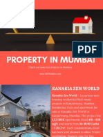 Have a Look at Property in Mumbai!