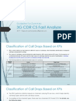 Guideline for Dummies 3G - CDR CS Fast Analyze