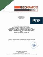 RK171619 (JTC Gul Circle, I_ULT-6) - Correlation Report