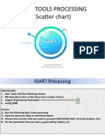 idart Tools Processing - Scattered Chart