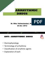 Antiarrhytmic Drug Rika Remedial