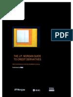 [JP Morgan] Intro to Credit Derivatives