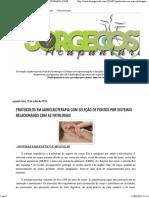 Protocolos Em Auricoterapia Oexcelente