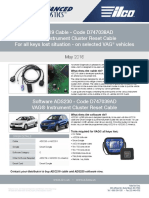Ad Update Adc219 Cable Ads230 Software Volkswagen English
