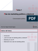 Plan Marketing Político