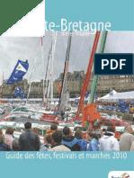 Haute-Bretagne Ille-et-Vilaine fêtes, manifestations et évènements 2010