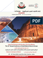 First Announcement_The 33rd Annual Meeting of ARABMED in Europe (002)