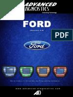 Advanced Diagnostics Ford Manual-Ford