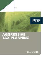 Aggressive Tax Planning