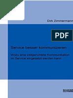 Service besser kommunizieren - Leseprobe