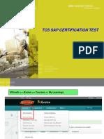 How to Launch Exam Document