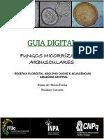 Guia de FMA Digital Fungos Arbusculares