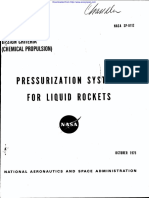 NASA - sp8112 - Space Vehicle Design Criteria - Pressurization System for Liquid Rockets.pdf