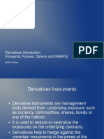 Introduction to Derivatives_forwards_futures_options by ADil Black and White