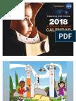 Ccp Childrens Calendar 2018