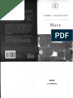 Marx e a Liberdade TERRY EAGLETON