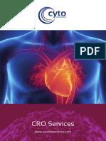CytoBioScience CRO Services Brochure