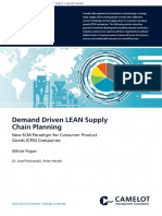 Demand Driven LEAN SCM