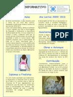 Boletim Informativo Set 2010