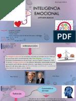 Inteligencia Emocional (Sin Conclusion)