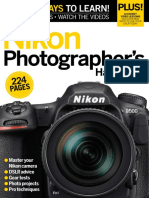 Nikon Photographers Handbook 2016 Uk1129
