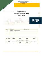 C397-IT-03 Control de Derrames