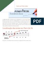 Clave de Fá _ Teoria Musical
