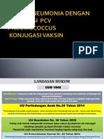 Cegah Pneumonia Dengan Imunisasi Pneumococcus