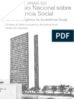I Simposio Nacional de Assistencia Social