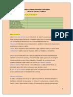 Formato Para Elaborar Pruebas 2017
