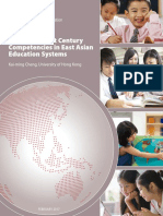 21st Century Competencies East Asian Education Systems