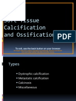17.Soft Tissue of Calsification n Ossification
