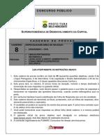 Caderno 8 - Engenheiro Civil-SUDECAP FUMARC.pdf