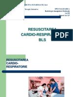 1. Resuscitarea Cardio-respiratorie BLS