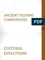 4P WOCN01B Ancient Filipino Communities