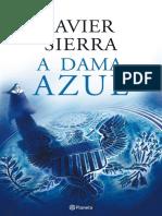 A Dama de Azul - Javier Sierra.epub