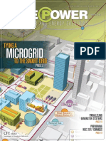 Tying a Microgrid to the Smart Grid - Winter 2016
