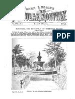 Monterrey the Metropolis of Northern Mexico 1884