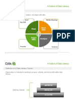 Culture of Data Literacy - Takeaway Document