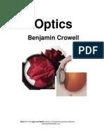 Optics - B Crowell 2003
