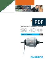 NEXUS SG 8C20 Werkstatthandbuch
