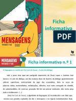 Ficha Informativa n.º 1 frei luis sousa