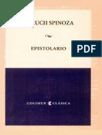 Spinoza Baruch - Epistolario